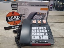 Fysic Confort FX-3500 Analoge Telefoon || In zeer nette staat ||
