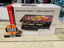 Watshome Raclette Grill NIEUW