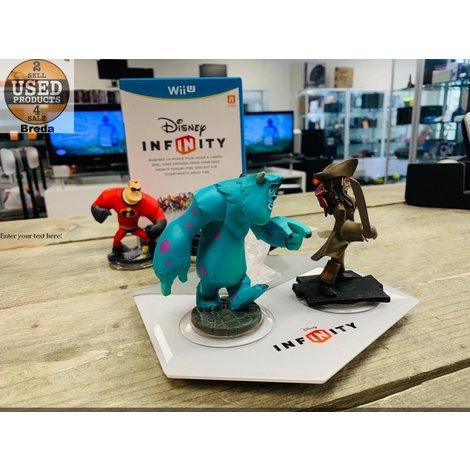 Infinity Wii U SET || Uistekende Staat ||
