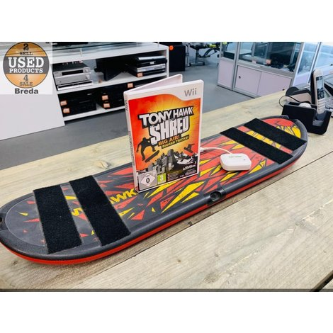 Tony Hawk Shred Set (Met Board)