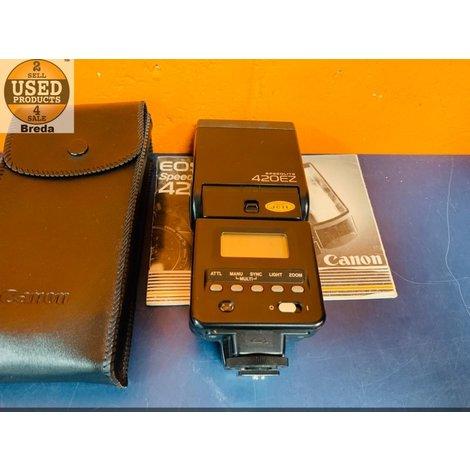 Canon EOS 420EZ Speedlite Flitser