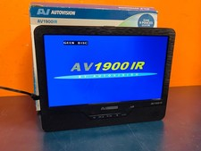 Autovision Autovision AV1900IR Portable DVD Player #1
