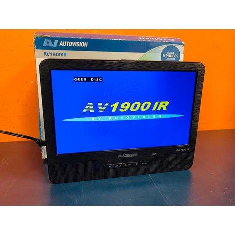 Autovision AV1900IR Portable DVD Player #2