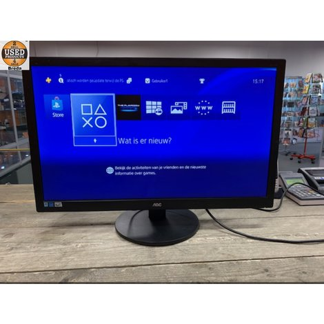 NOC E2770S Wide Screen Monitor    Incl. garantie
