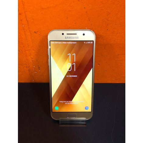 Samsung Galaxy A3 2017 16GB Gold | Incl. Garantie