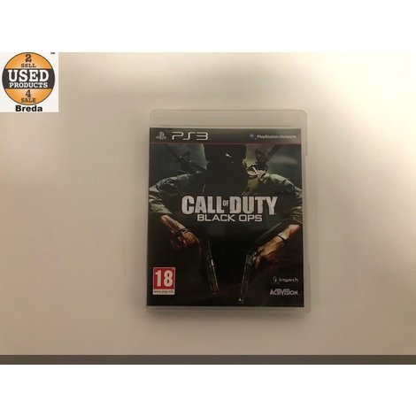 Sony ps3 spel Call of Duty + Resistance + prototype2 + Flashpoint + Call of duty mw2 + Call of duty black ops 2 + Call of duty mw3 | Incl. garantie