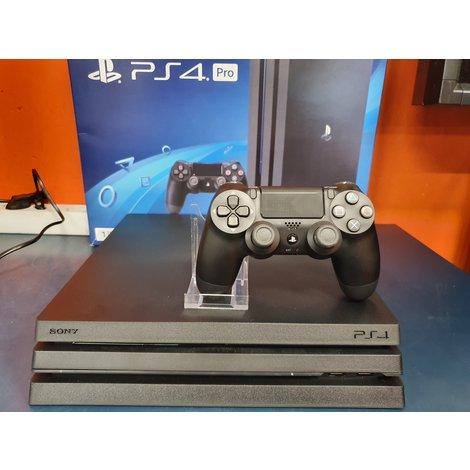 Playstation 4 Pro Zwart in Doos met Factuur | Incl. Fabrieks-  garantie
