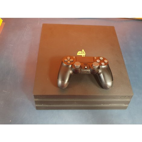 Playstation 4 Pro Zwart met Controller | Incl. garantie