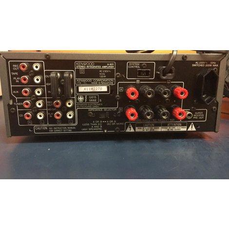 Kenwood A- 601 Stereo Amplifier | Incl. garantie