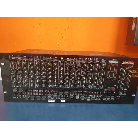 Roland M-160 Mengtafel | Incl. garantie