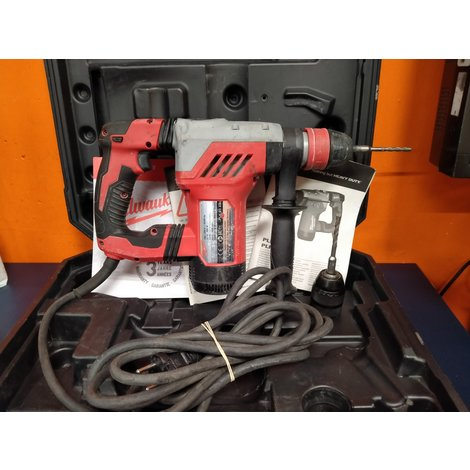 Milwaukee PLH 28 XE in koffer (lage pr. ivm staat)