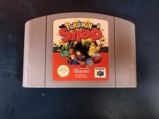 Pokemon Snap voor de Nintendo 64