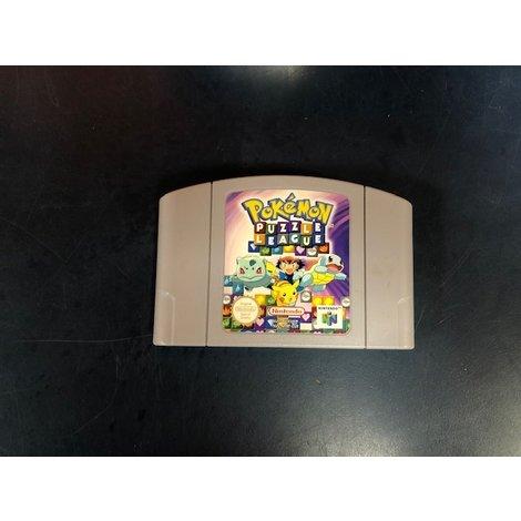 Pokemon Puzzle League voor de Nintendo 64