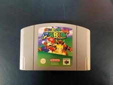 Super Mario 64 voor de Nintendo 64  