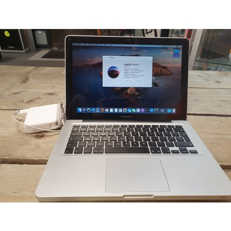 MacBook Pro 13inch MID 2012 i5 met Oplader
