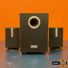 Labtec Pulse 285 2.1 Speakerset | Incl. Garantie