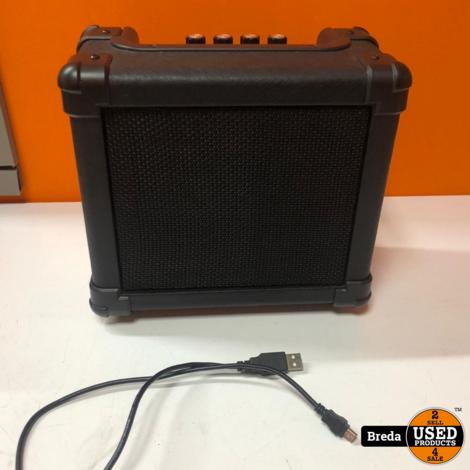 Ibanez IBZ2G Guitar Amplifier Met Accesoires    Incl. garantie