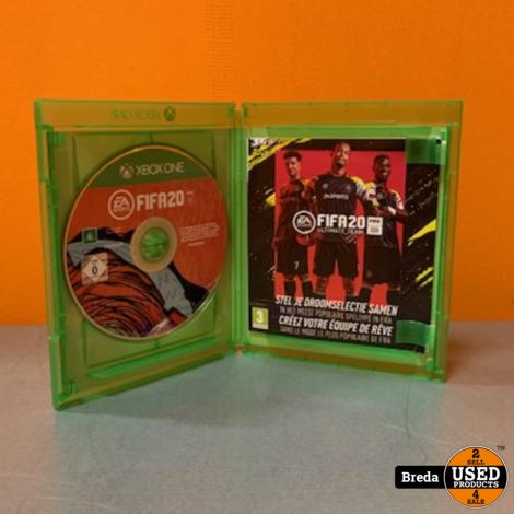 Xbox One Fifa 20   Incl. garantie