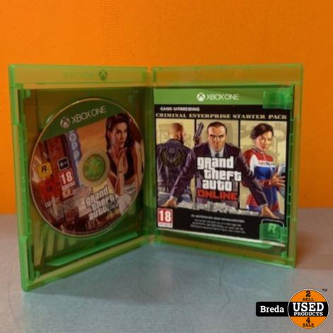 Xbox One Grand Theft Auto V | Incl. garantie