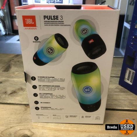 JBL Pulse 3 Speaker nieuw in doos/ incl garantie