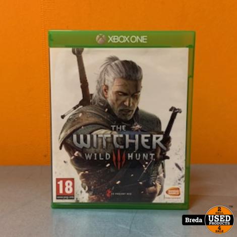 Xbox One The Witcher Wild Hunt 3 | Incl. garantie