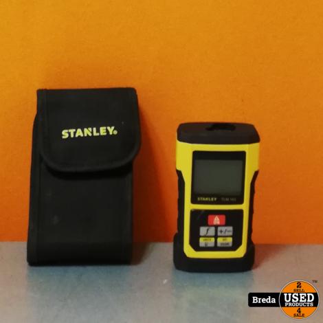 Stanley TLM 165 Afstandsmeter met hoesje | Incl. garantie