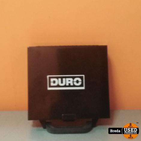 Duro boor set| Incl. 3 maanden  garantie
