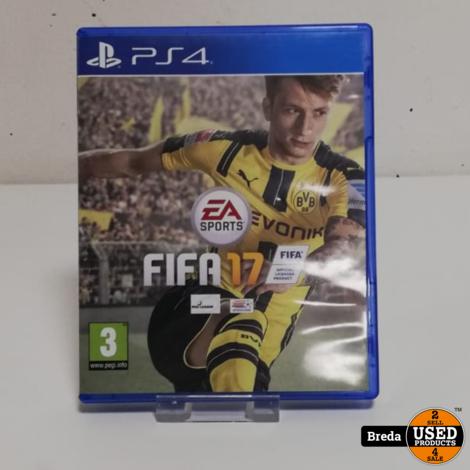 Playstation 4 fifa 17  | Incl. garantie