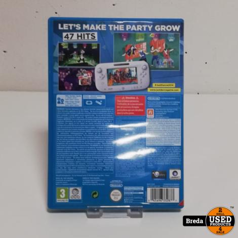 Just dance 2014 Wii U   | Incl. garantie