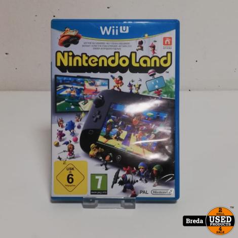 Nintendoland Wii u  | Incl. garantie