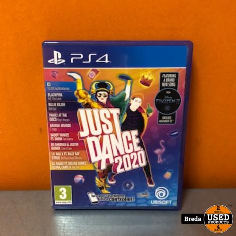 PS4 Just dance 2020 | Incl. garantie