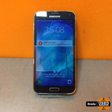 Samsung Galaxy s5 NEO zwart compleet in doos met factuur   Incl. garantie