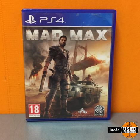 Mad Max Playstation 4   Incl. garantie