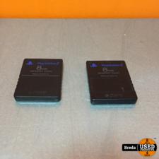 Playstation 2 met 2 controllers en kabels zonder doos  | Incl. garantie