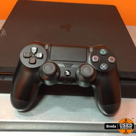 Playstation 4 1TB met controller en kabels compleet  in doos met factuur | Incl. garantie