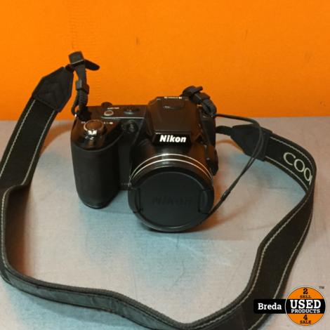 Canon camera met tas   Incl. garantie