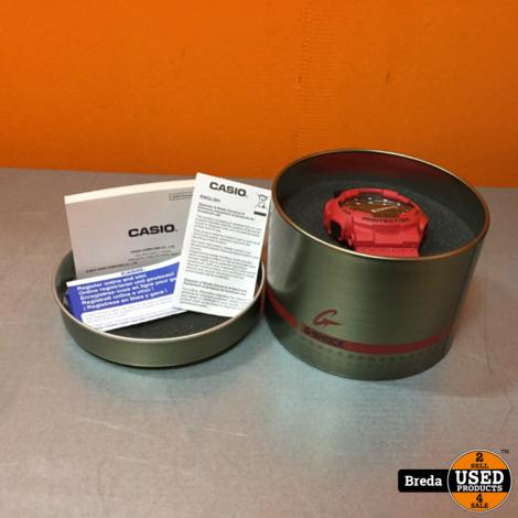 G-shock horloge compleet met doos | Incl. garantie
