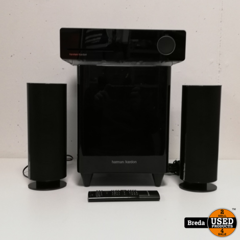 harman kardon HS 2X0 2.1 Home cinema set | Incl. garantie