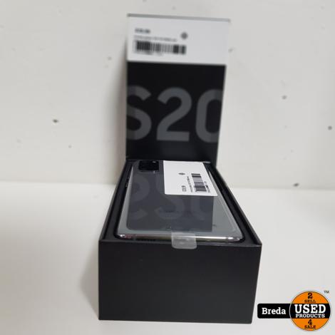Samsung Galaxy S20 5G 128GB met factuur compleet in doos | Incl. garantie