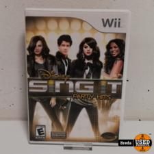 Sing IT Wii