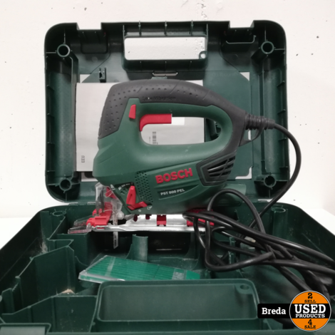 Bosch pst 800 pel dec. zaag in koffer | Incl. Garantie