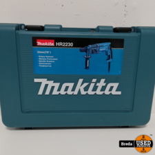 Makita hr2230 boor in koffer | Incl. Garantie