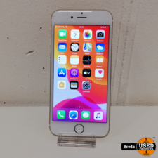 Iphone 6 64GB Gold Zonder lader