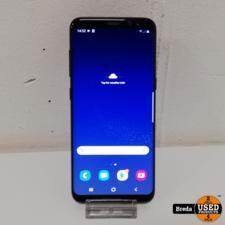 Samsung Galaxy S8 64GB Black Zonder lader | Incl. garantie