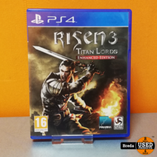 risen 3 Titan lords - Enchanced edition Playstation 4