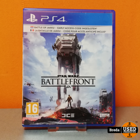Battlefront Playstation 4