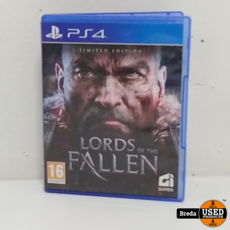 Playstation 4 Lords of the fallen | Incl. garantie