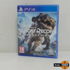 Playstation 4 Ghost Recon Breakpoint | Incl. garantie