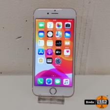 Iphone 6s 64GB rose gold 100