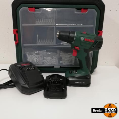 Bosch PSR 1800 Boormachine   In koffer   Met garantie